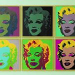 "TORINO, ""CAMERA POP. La fotografia nella Pop Art di Warhol, Schifano and Co""."