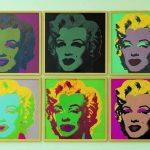 """TORINO, """"CAMERA POP. La fotografia nella Pop Art di Warhol, Schifano and Co""""."""