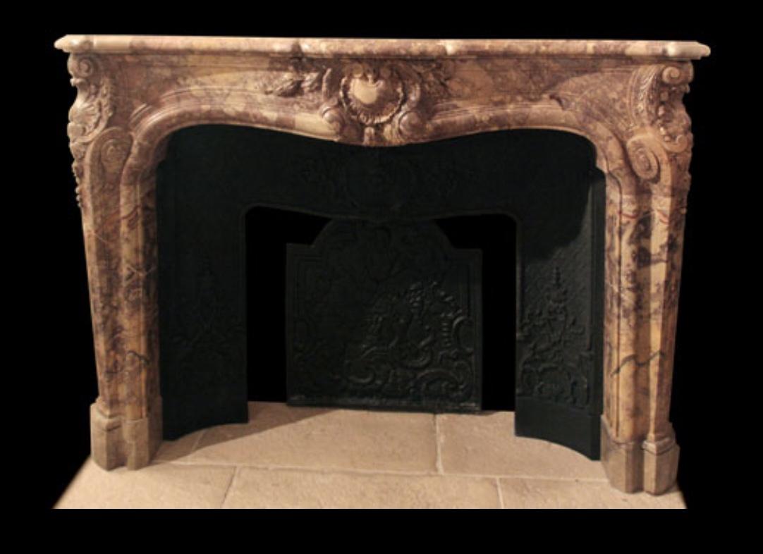 Camino Incassato Nel Muro acquisto camini antichi - antiquariato torino - massimiliano