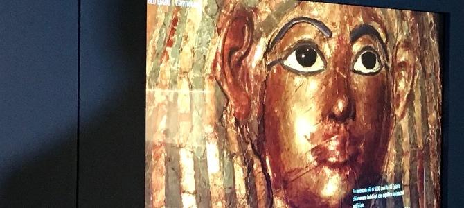 """TORINO, MUSEO EGIZIO: """"Archeologia invisibile"""""""