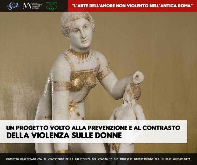 Roma mostra progetto contro la violenza sulle donne e il bullismo