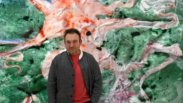 MIQUEL BARCELO' artista spagnolo