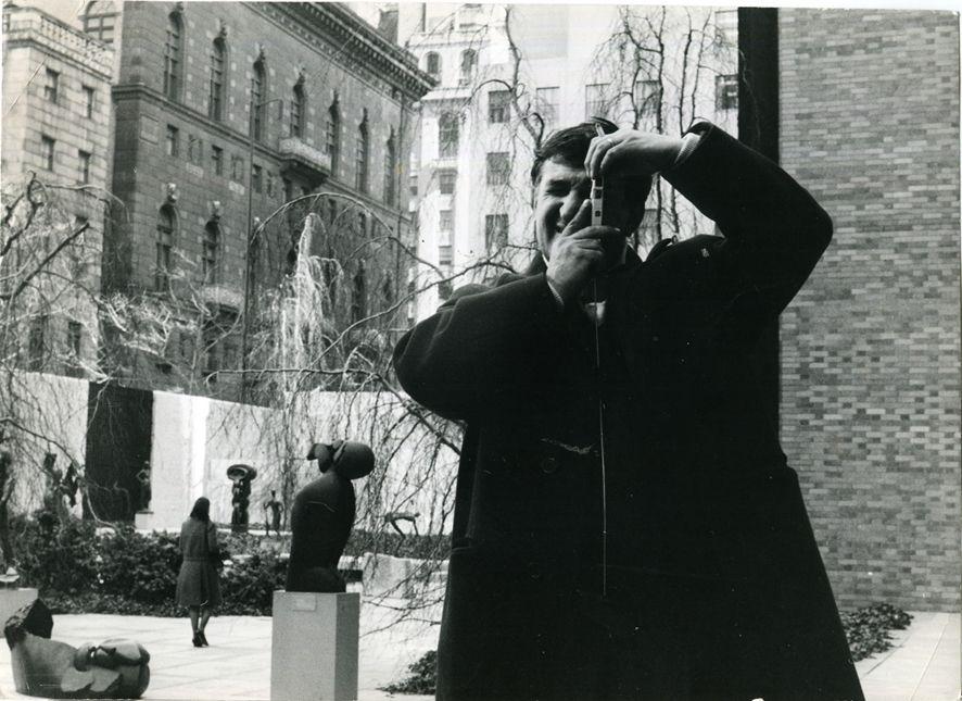 "EMILIO SCANAVINO ""A ME PIACE FOTOGRAFARE"""