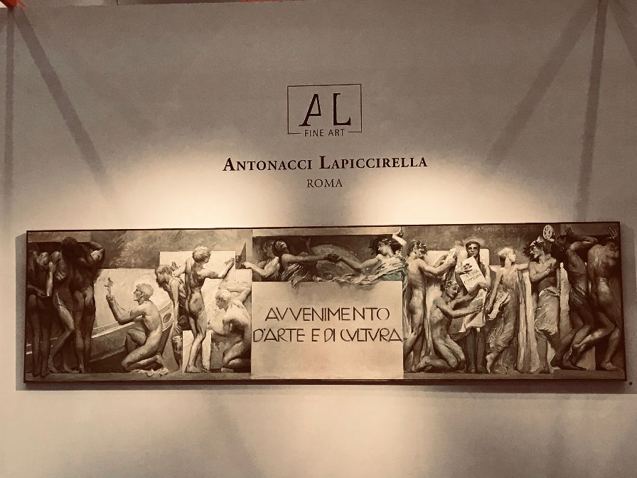 ANTONACCI LAPICCIRELLA FINE ART, ROMA