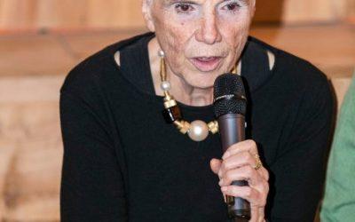 COMPASSO D'ORO A ROSSELLA BERTOLAZZI