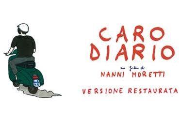 """NANNI MORETTI LEGGE """"CARO DIARIO"""""""