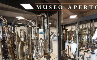 MUSEO DEL SAX A FIUMICINO