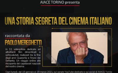 PAOLO MEREGHETTI NARRA IL CINEMA ITALIANO