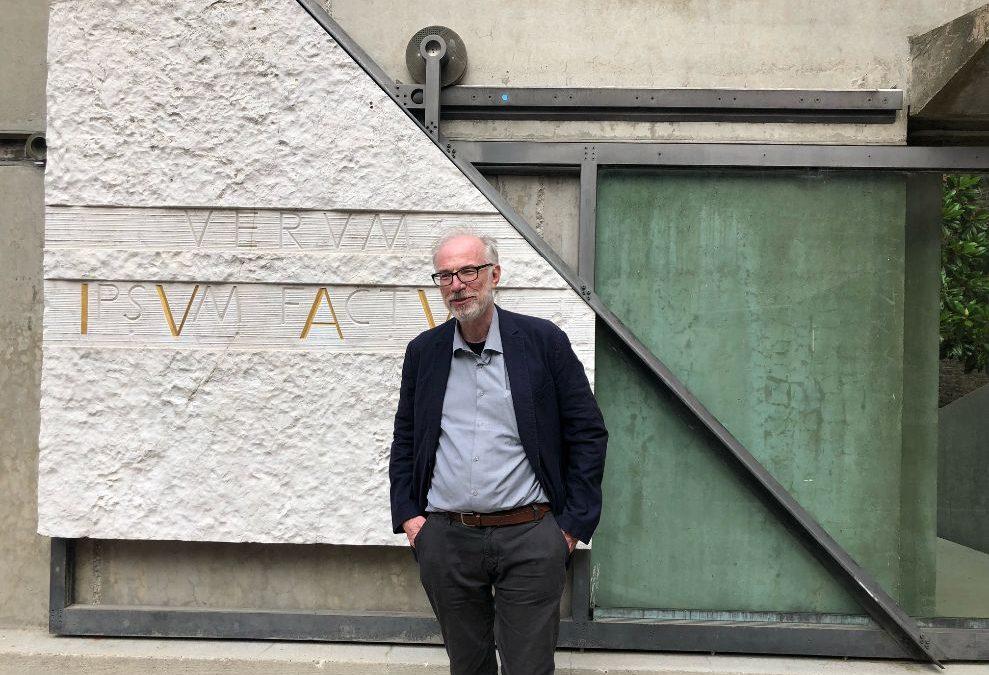 Benno Albrecht, rettore Iuav di Venezia (#loredanacarena @artecarenalo)